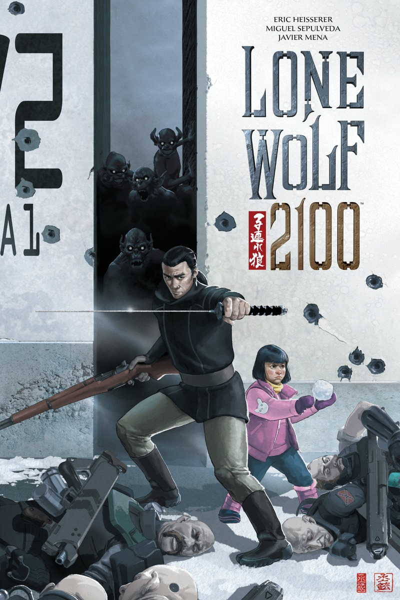 Lone Wolf 2100: Chase the Setting Sun new lone wolf and cub volume 11