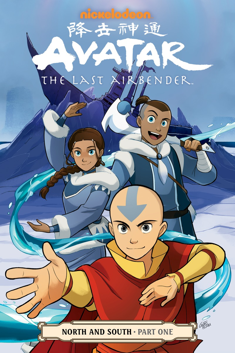 Avatar: The Last Airbender--North and South Part One north and south