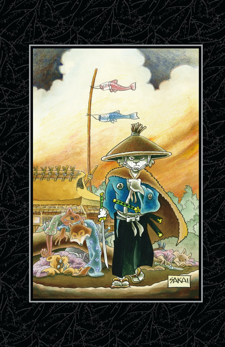 Usagi Yojimbo Saga Volume 7 Limited Edition usagi yojimbo book 5 lone goat and kid