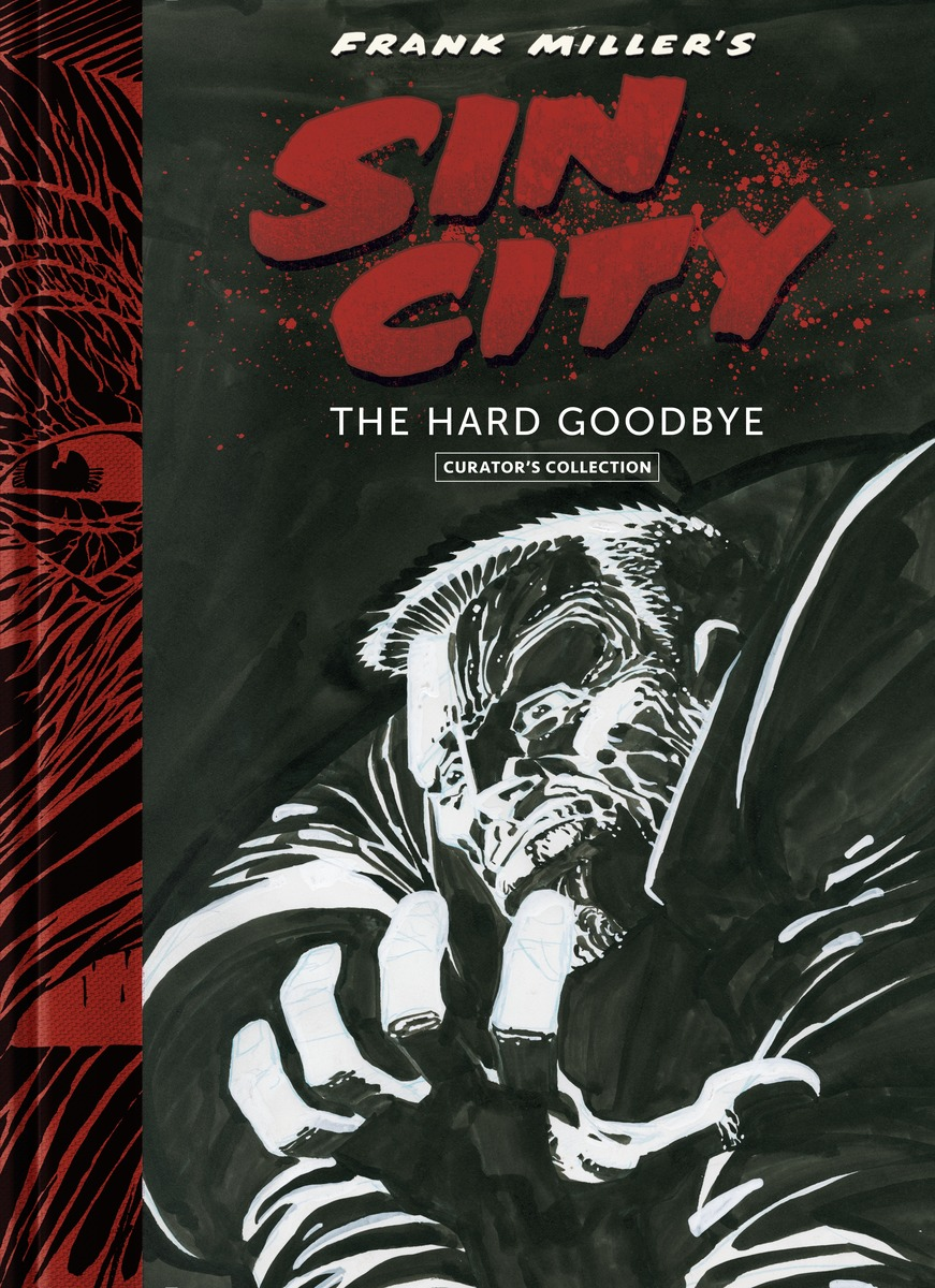 Frank Miller's Sin City: Hard Goodbye Curator's Collection Limited Edition элтон джон elton john goodbye yellow brick road deluxe edition 2 cd