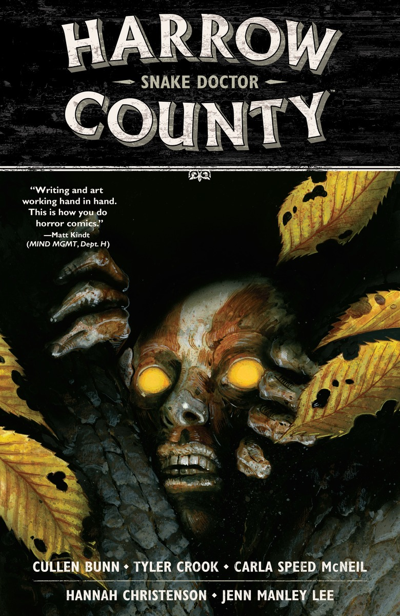 Harrow County Volume 3: Snake Doctor эжен сю the mysteries of paris volume 1 of 6