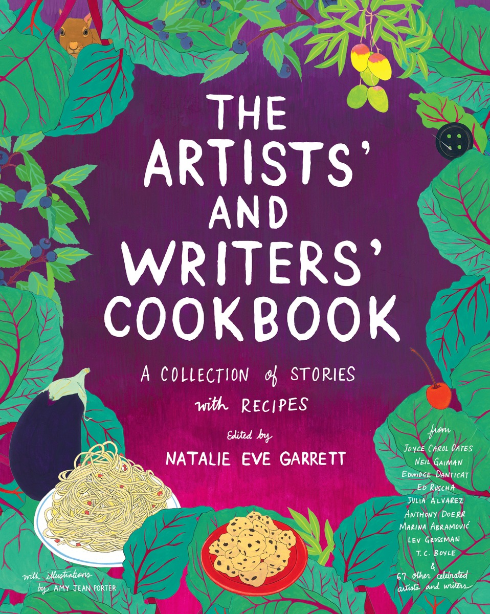 The Artists' and Writers' Cookbook neil barrett футболка