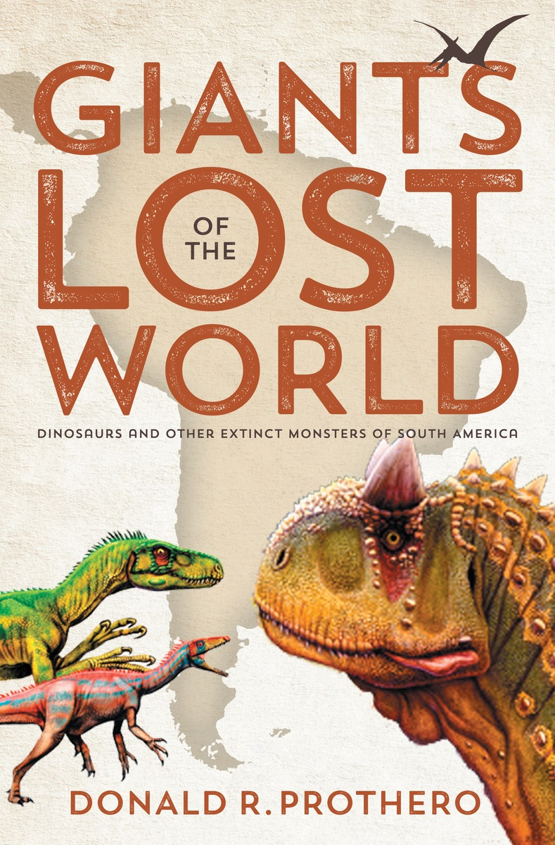 Giants of the Lost World: Dinosaurs and Other Extinct Monsters of South America rochas rochas rbe rs263 a1 black brown black and brown
