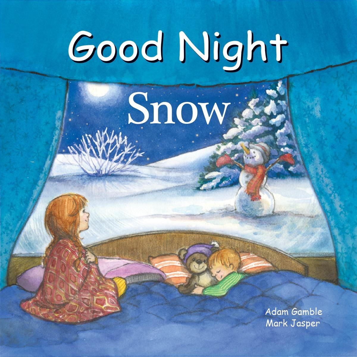 Good Night Snow good night good knight