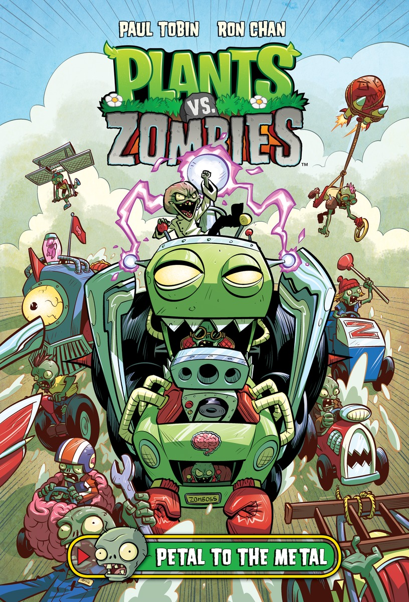 Plants vs. Zombies Volume 5: Petal to the Metal the zombies колин бланстоун род аргент the zombies featuring colin blunstone