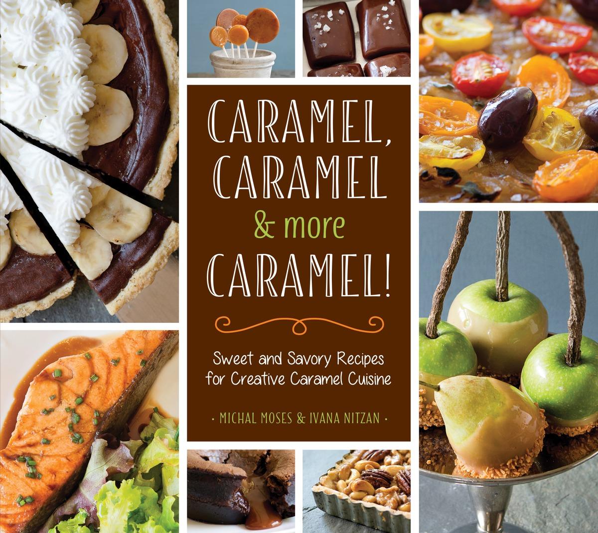 Caramel, Caramel & More Caramel! luxlite caramel