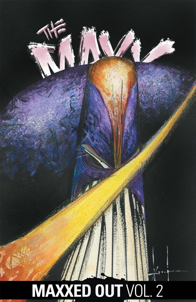 The Maxx: Maxxed Out, Vol. 2 dunlop winter maxx wm01 205 65 r15 t