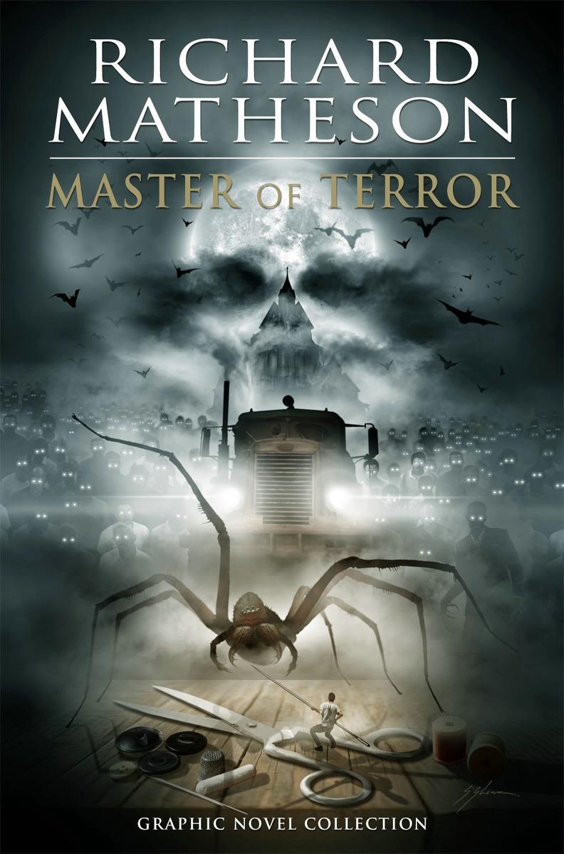 Richard Matheson: Master of Terror Graphic Novel Collection richard wright richard wright wet dream 1st press japan original master sound винтаж
