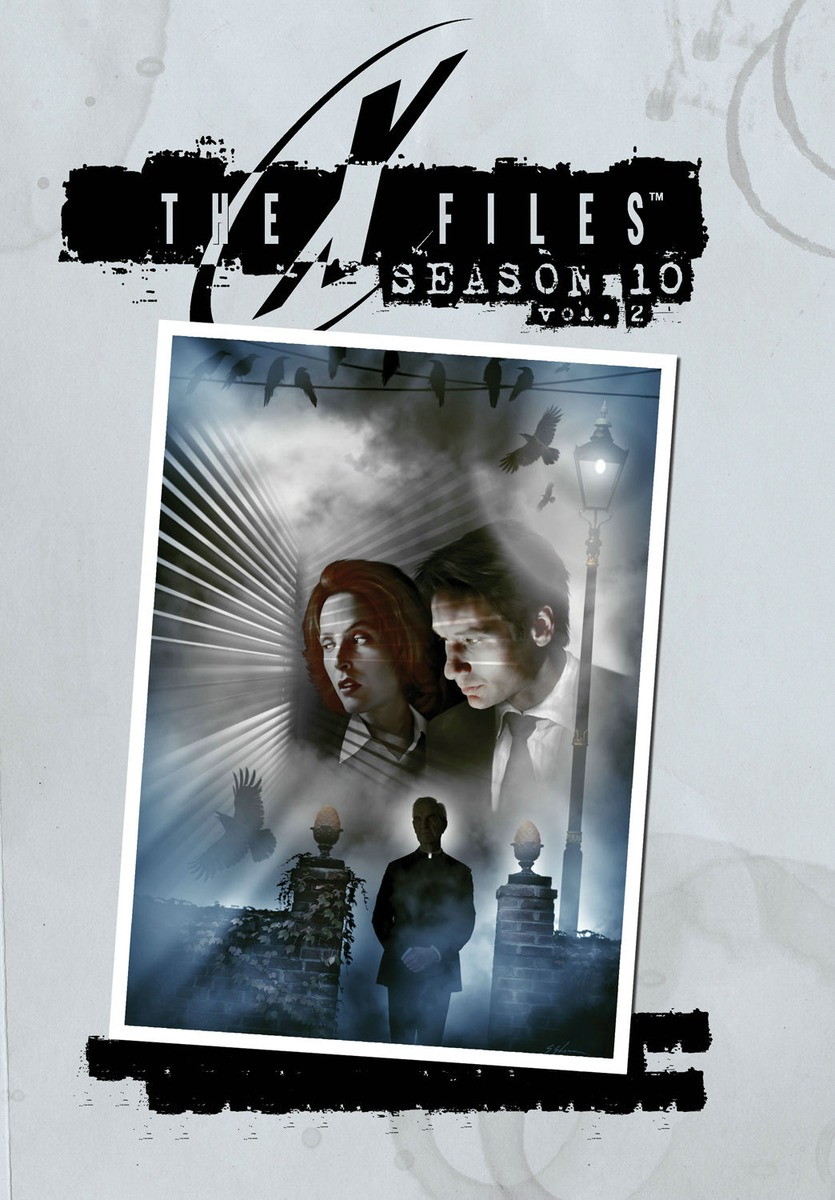 X-Files: Complete Season 10 Volume 2 пена монтажная mastertex all season 750 pro всесезонная
