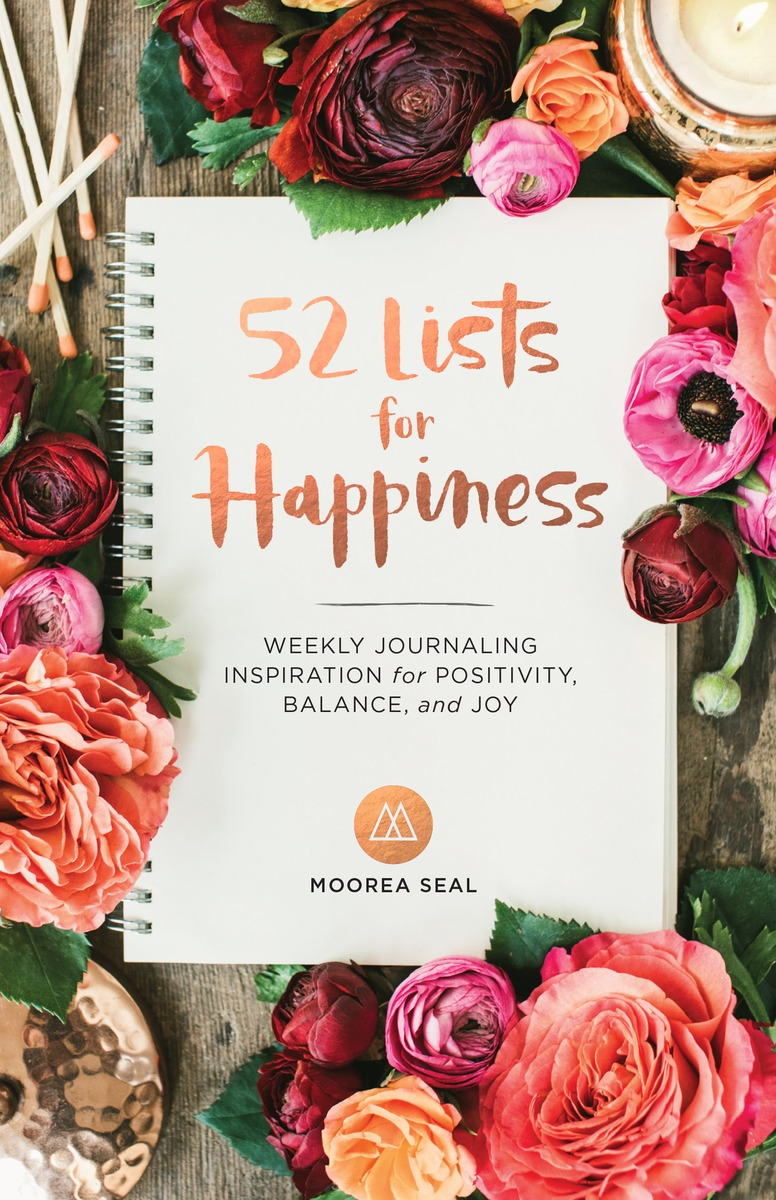 52 Lists for Happiness happiness толстовка