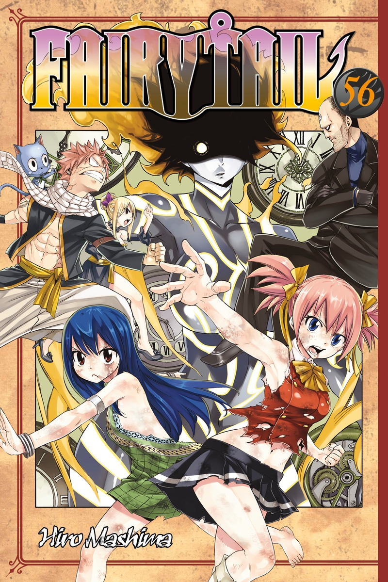 Fairy Tail 56 fairy tail twin dragons of saber tooth