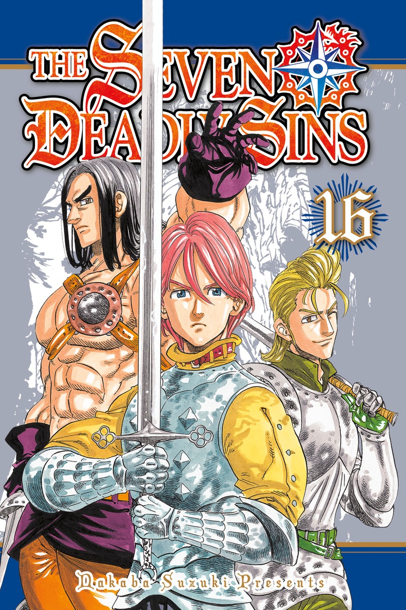 The Seven Deadly Sins 16 the white guard