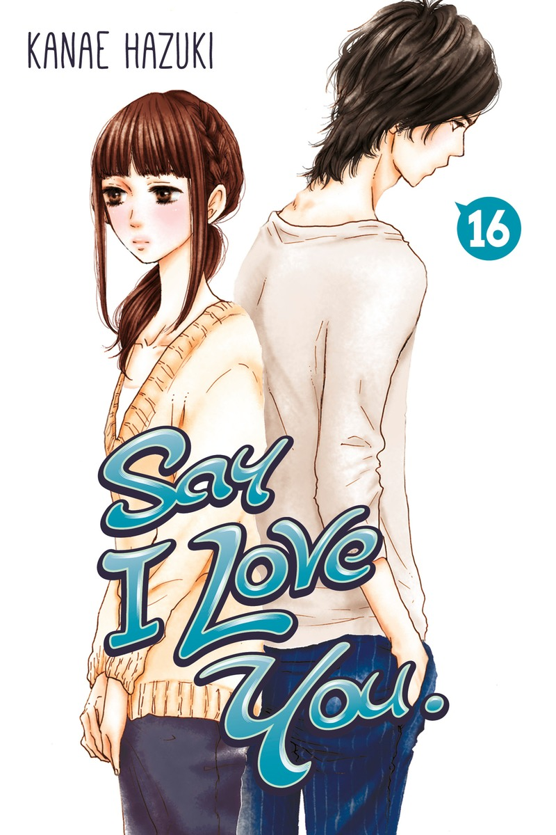 Say I Love You. Volume 16