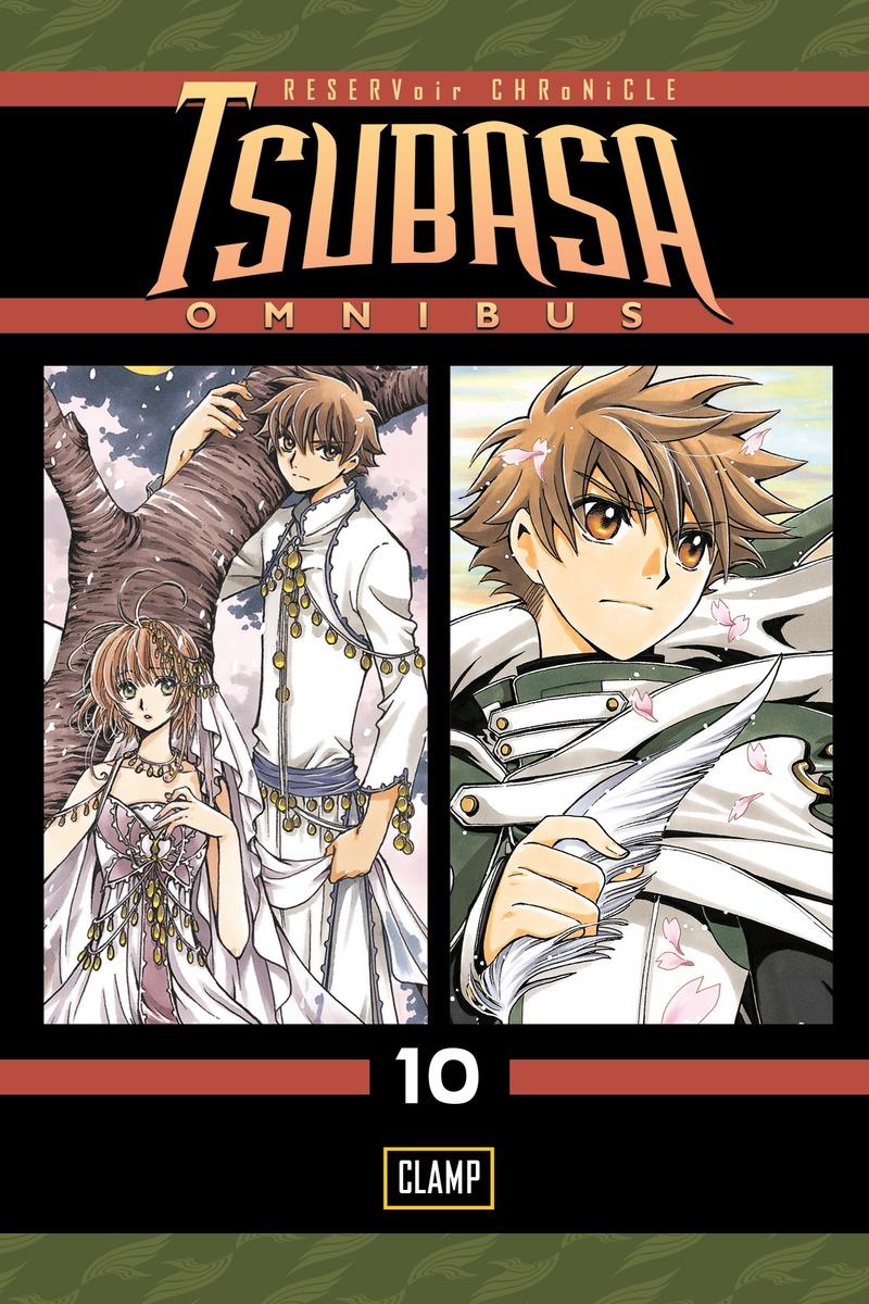 Tsubasa Omnibus 10 все цены