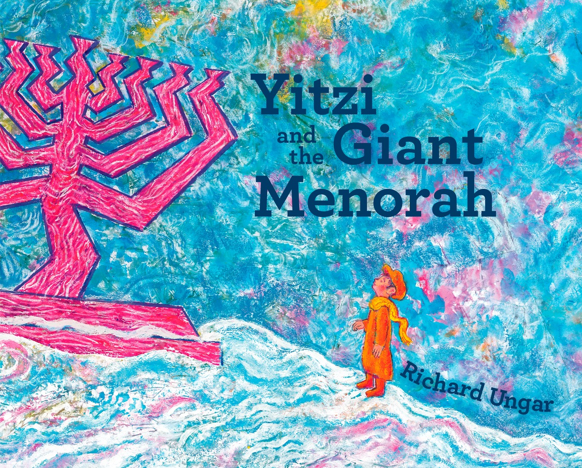 Yitzi and the Giant Menorah the heir