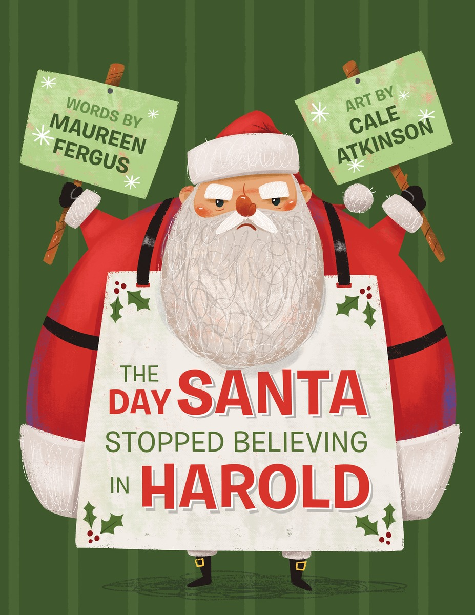 The Day Santa Stopped Believing in Harold last day on mars