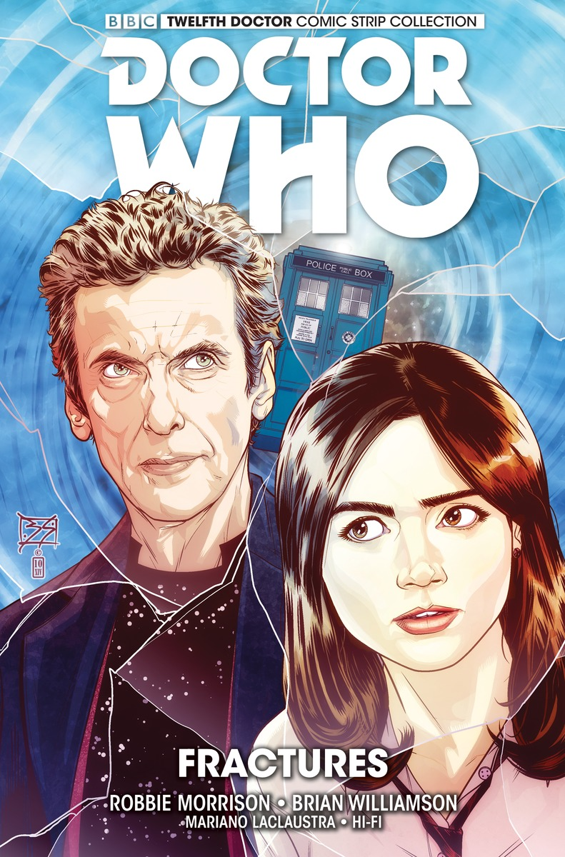 Doctor Who: The Twelfth Doctor Volume 2 - Fractures the who the who it s hard lp