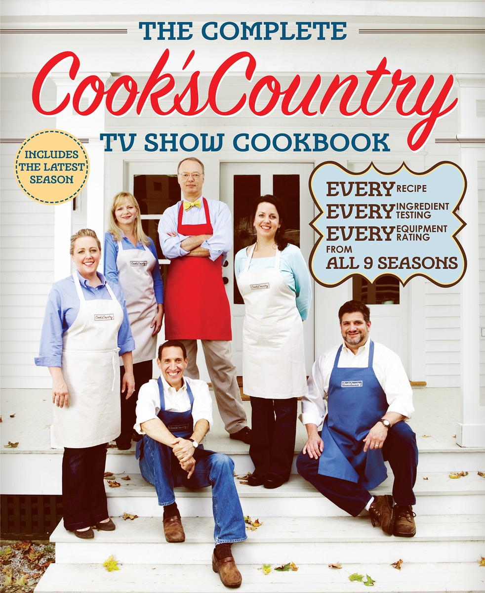 The Complete Cook's Country TV Show Cookbook Season 9 the fat free junk food cookbook
