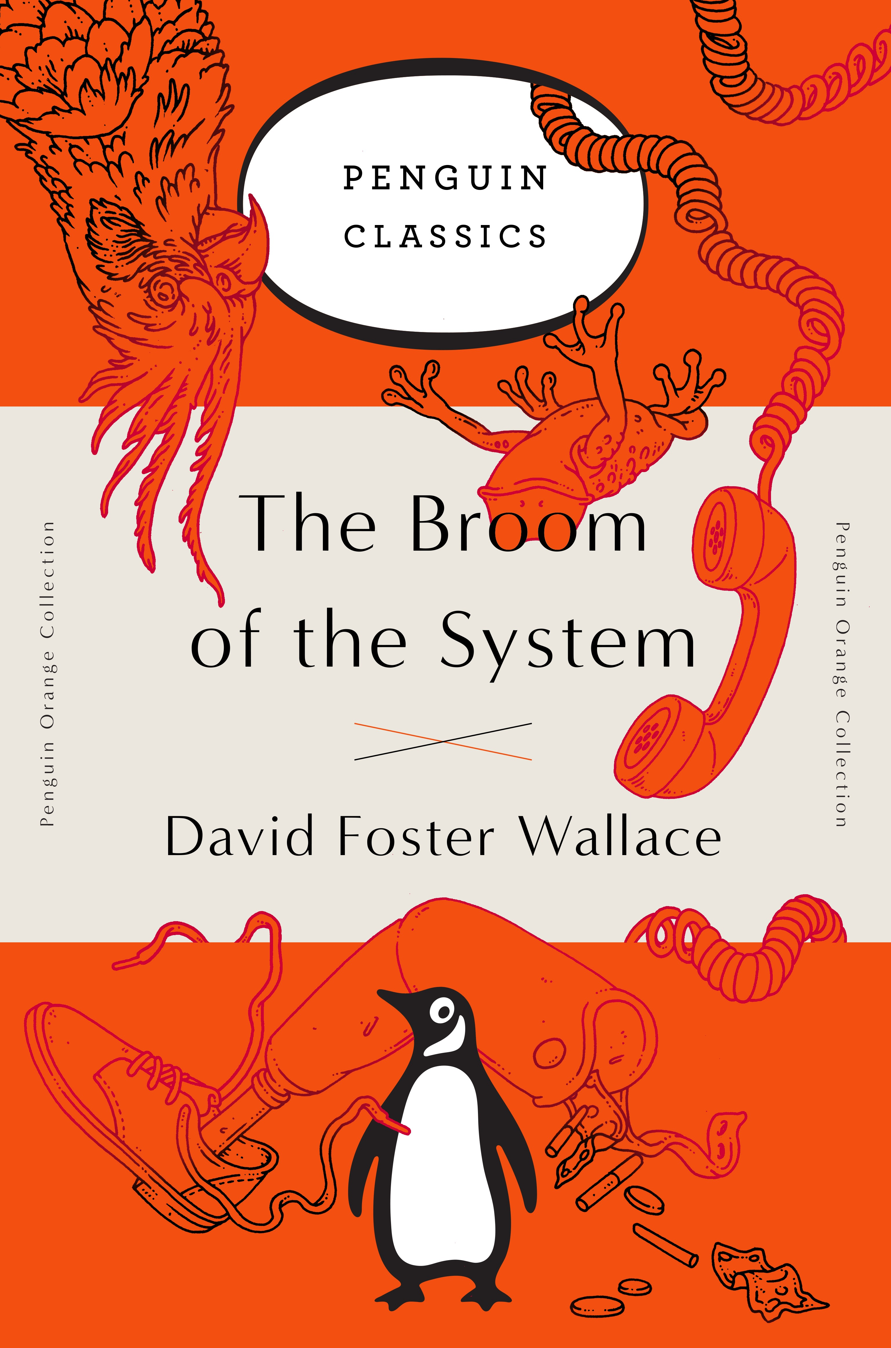 The Broom of the System the flying beaver brothers and the evil penguin plan