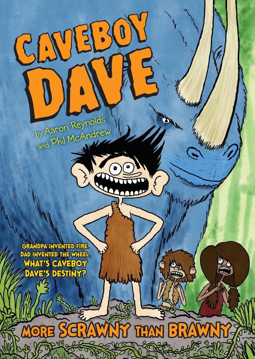 Caveboy Dave: More Scrawny Than Brawny christina aguilera more than a woman
