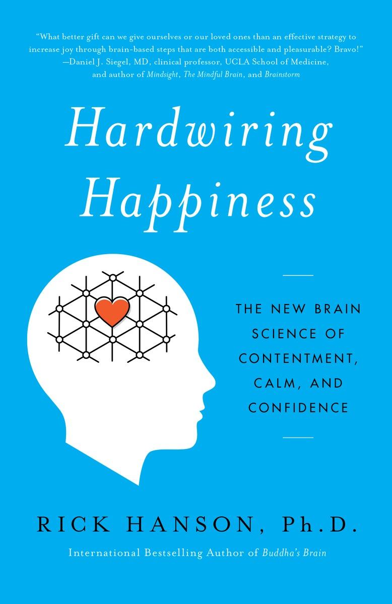 Hardwiring Happiness happiness толстовка