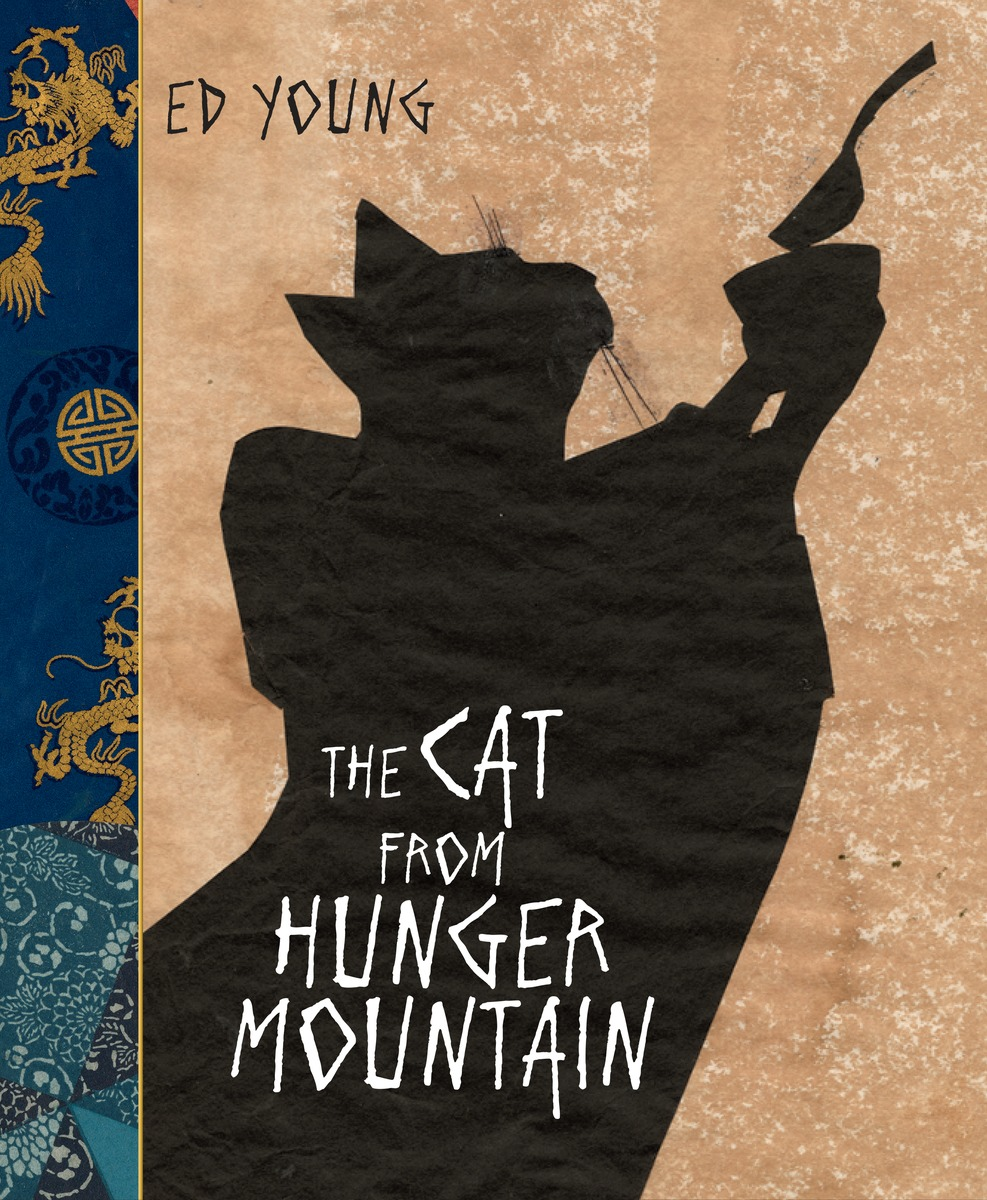 The Cat From Hunger Mountain a cat a hat and a piece of string