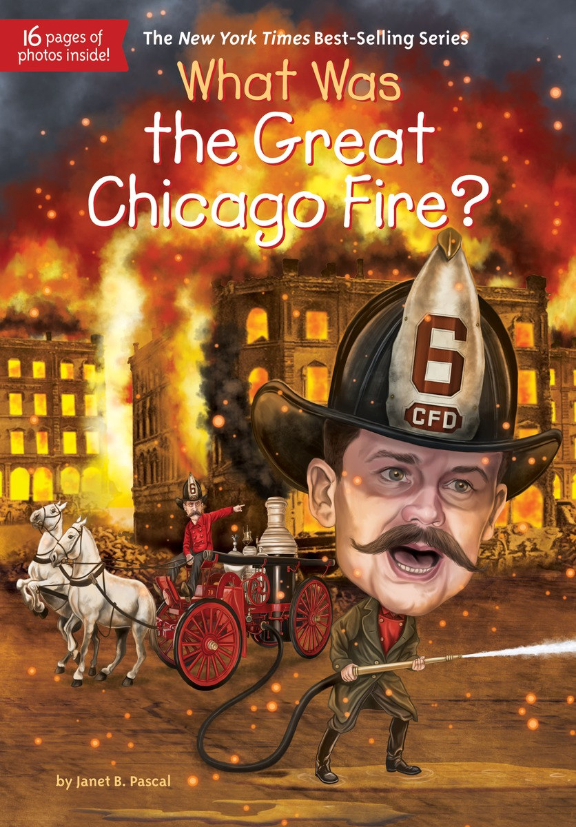 What Was the Great Chicago Fire? what was the alamo