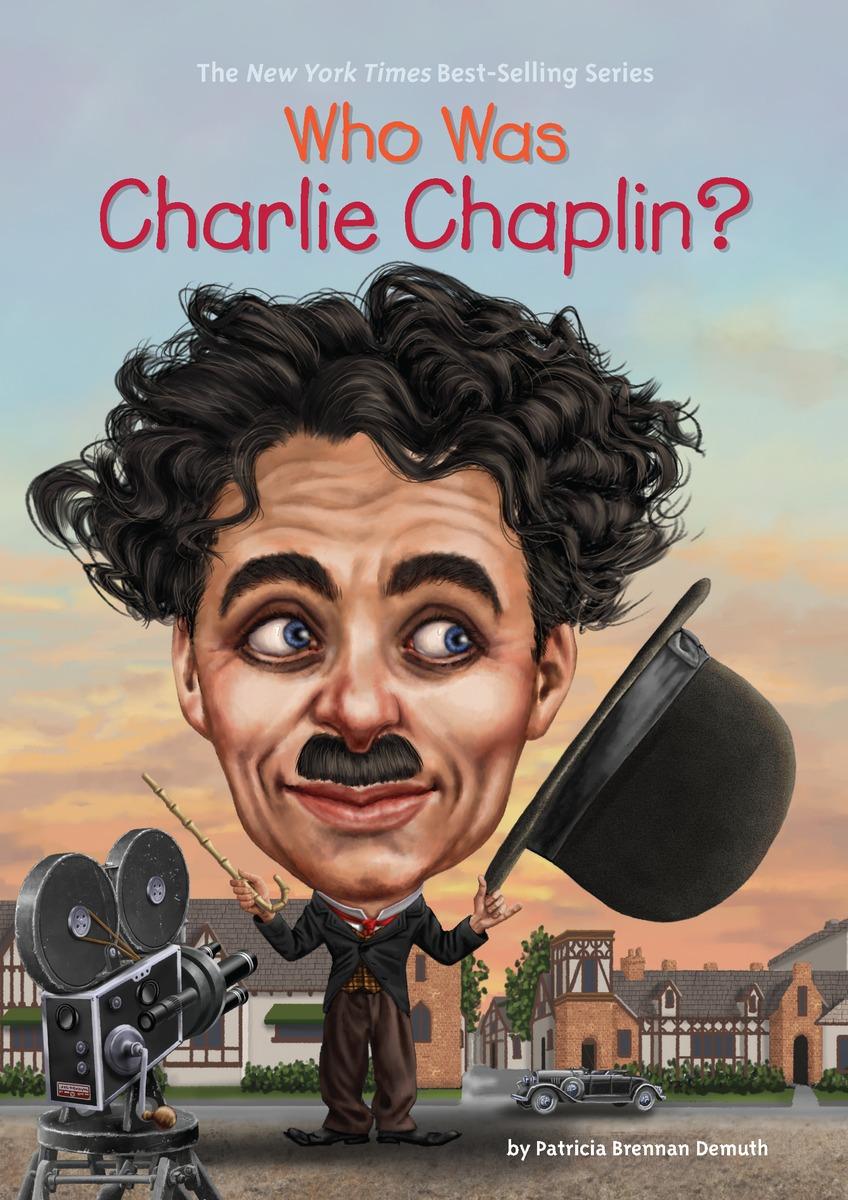Who Was Charlie Chaplin? tom chaplin tom chaplin wave 2 lp