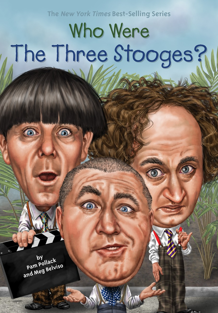Who Were The Three Stooges? stooges stooges live at ungano s 2 lp