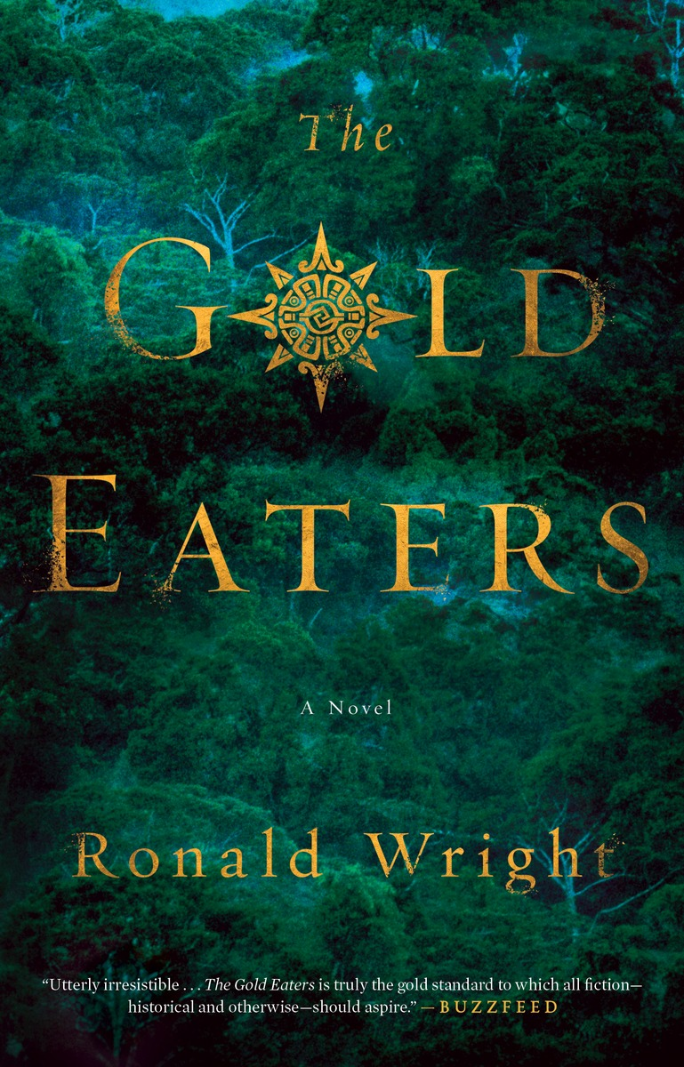 The Gold Eaters confessions of a young novelist