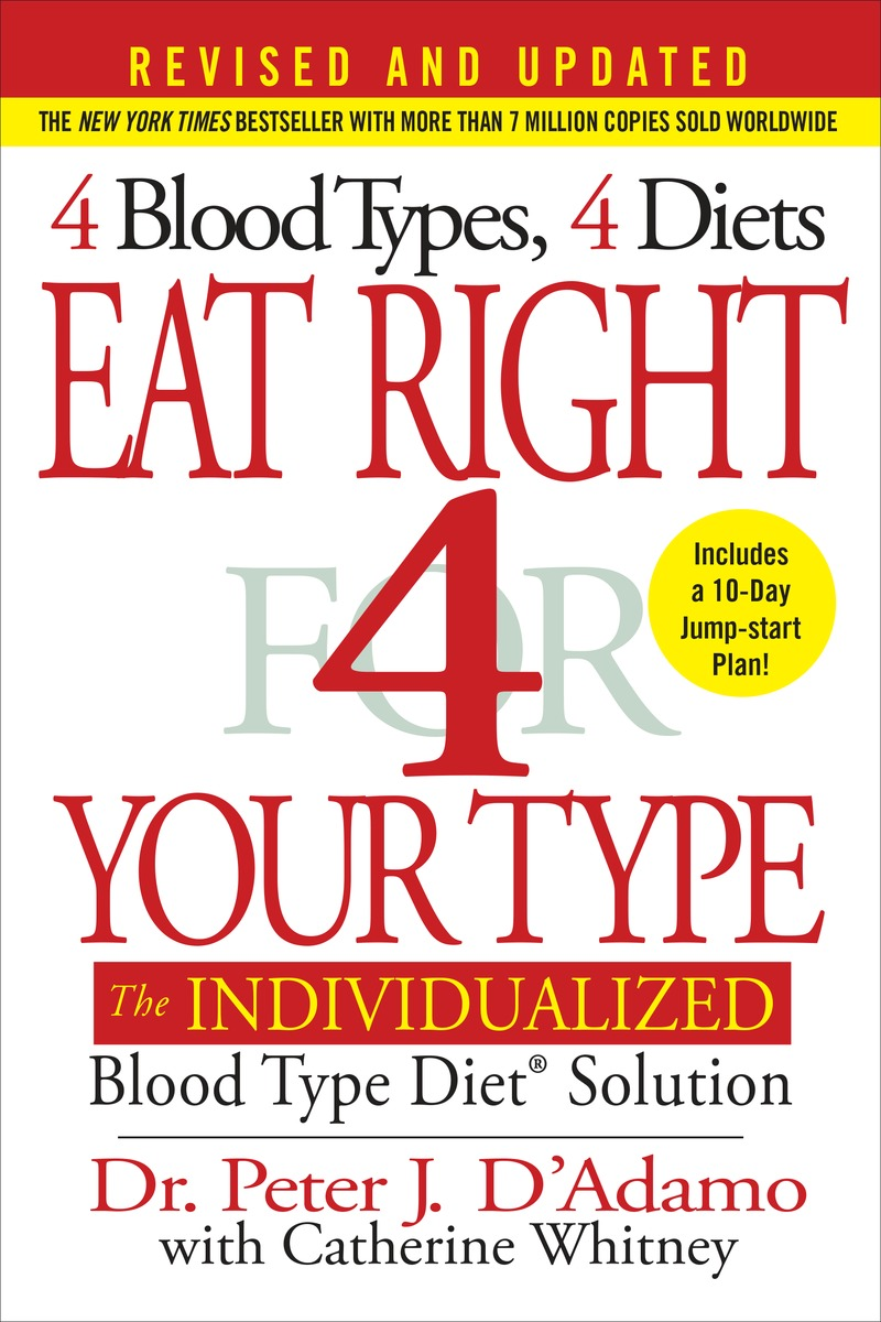 Eat Right 4 Your Type (Revised and Updated) julian birkinshaw reinventing management smarter choices for getting work done revised and updated edition