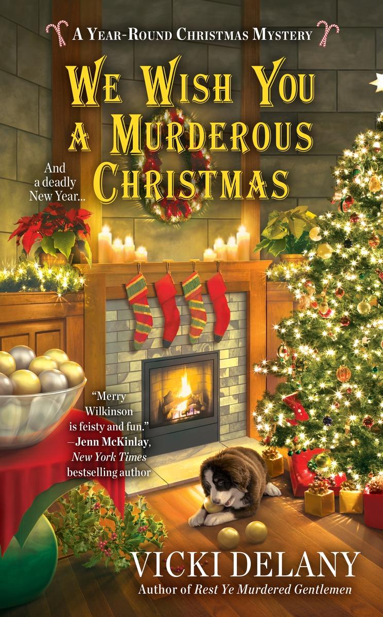 We Wish You a Murderous Christmas a christmas carol and other christmas writings