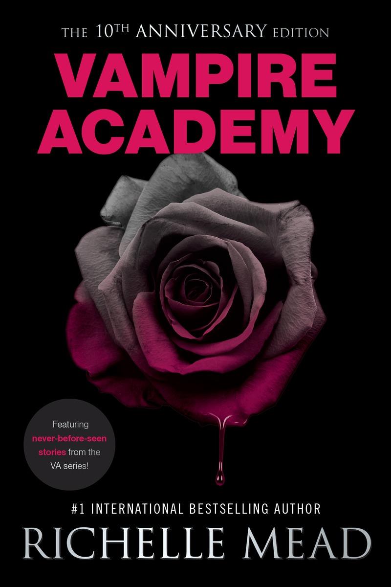 Vampire Academy 10th Anniversary Edition аниме rosario to vampire capu2 tv