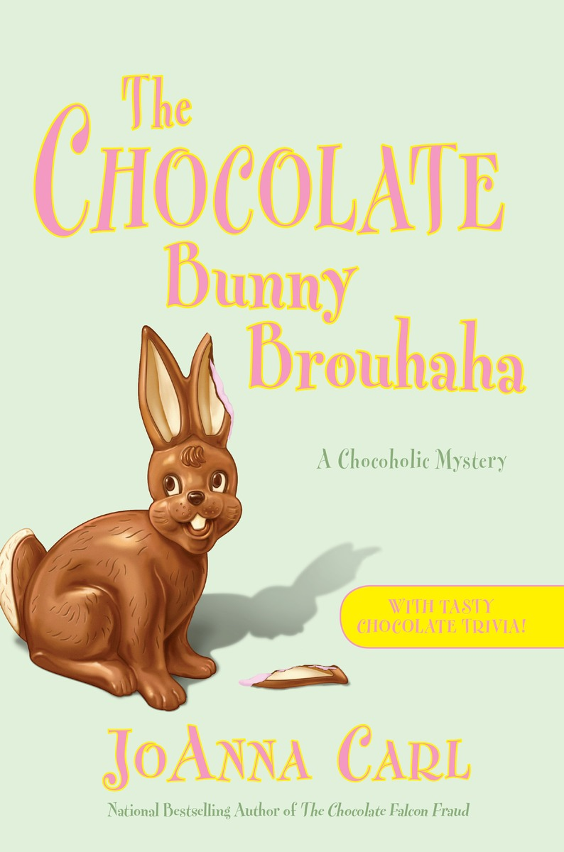 The Chocolate Bunny Brouhaha lee store