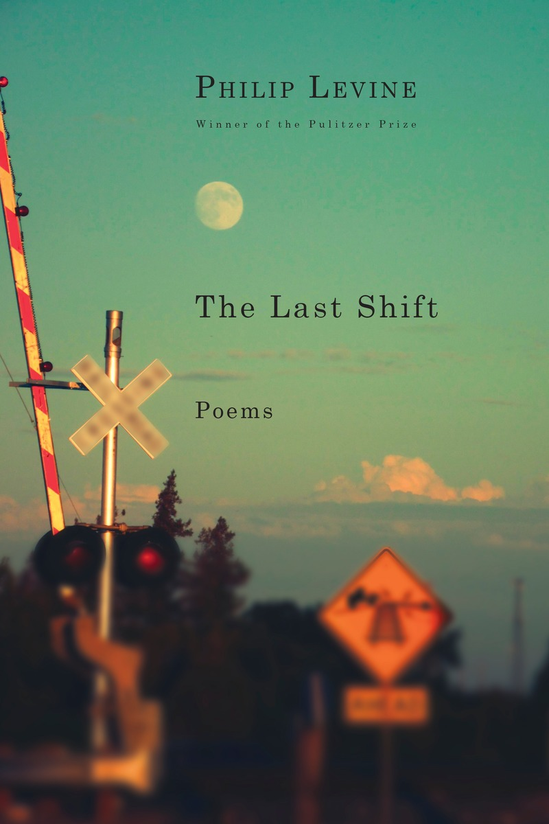 The Last Shift last blue – poems