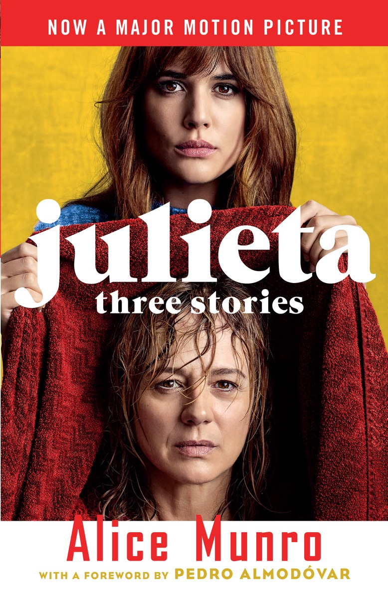 Julieta (Movie Tie-in Edition) still william tv tie in edition