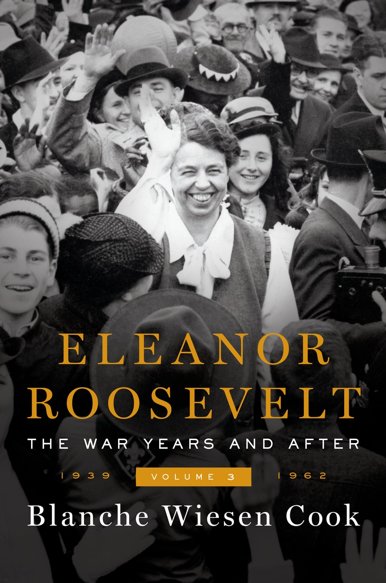 Eleanor Roosevelt, Volume 3 the portrait of a lady ii