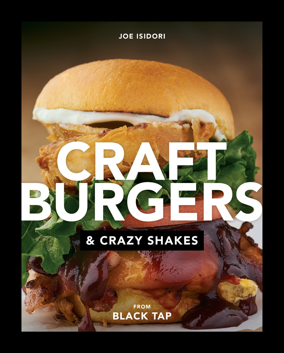 Craft Burgers and Crazy Shakes from Black Tap crazy for the cowboy