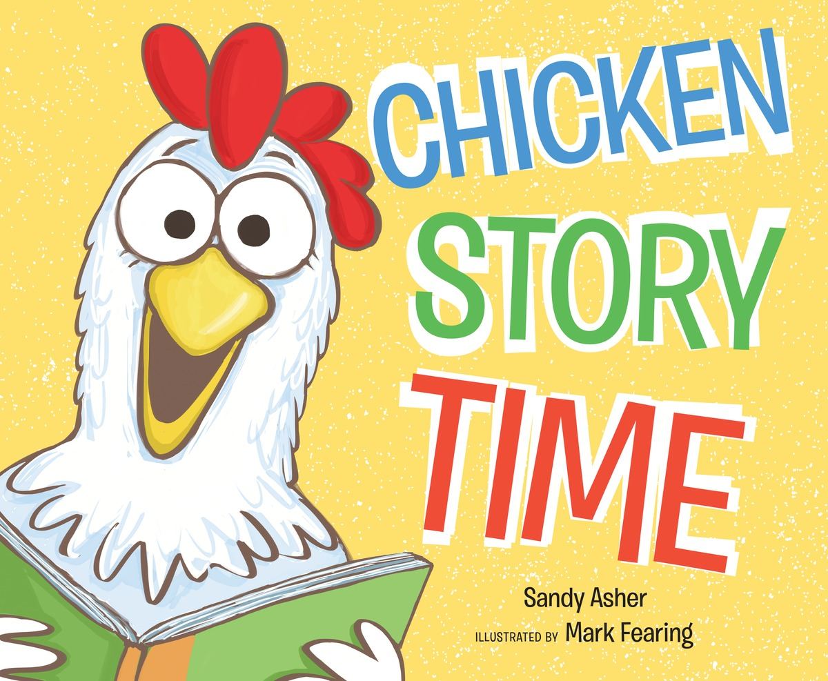 Chicken Story Time do less get more