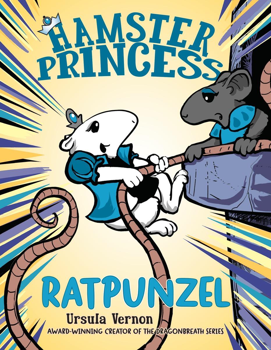 Hamster Princess: Ratpunzel hamster princess ratpunzel