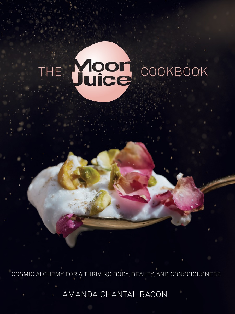 The Moon Juice Cookbook the moon juice cookbook