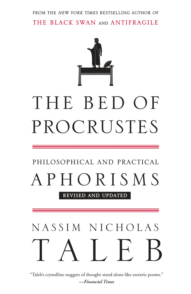 The Bed of Procrustes first we quit our jobs