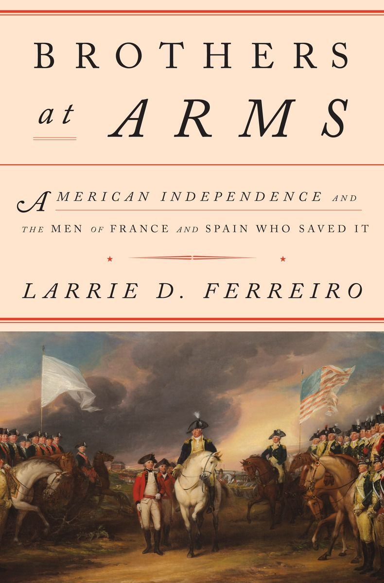 Brothers at Arms howe brothers and the american revolution