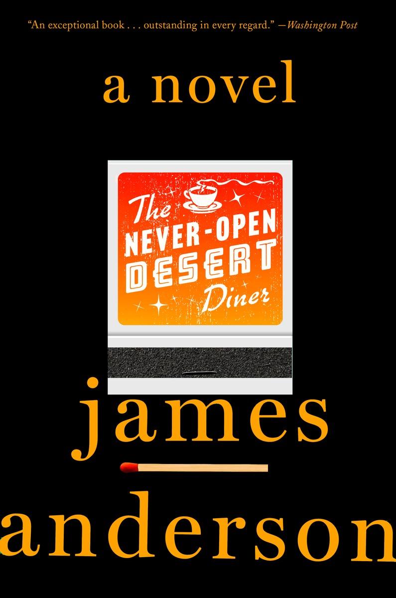 The Never-Open Desert Diner desert and the blade