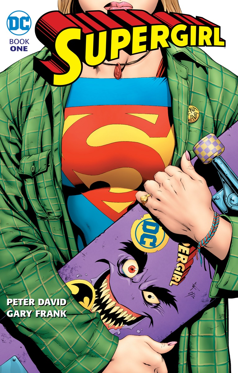Supergirl Book One supergirl book two