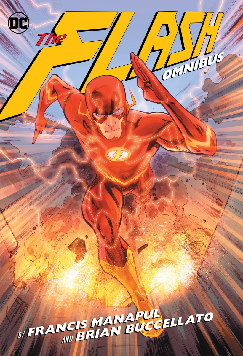 The Flash By Francis Manapul and Brian Buccellato Omnibus clare francis betrayal