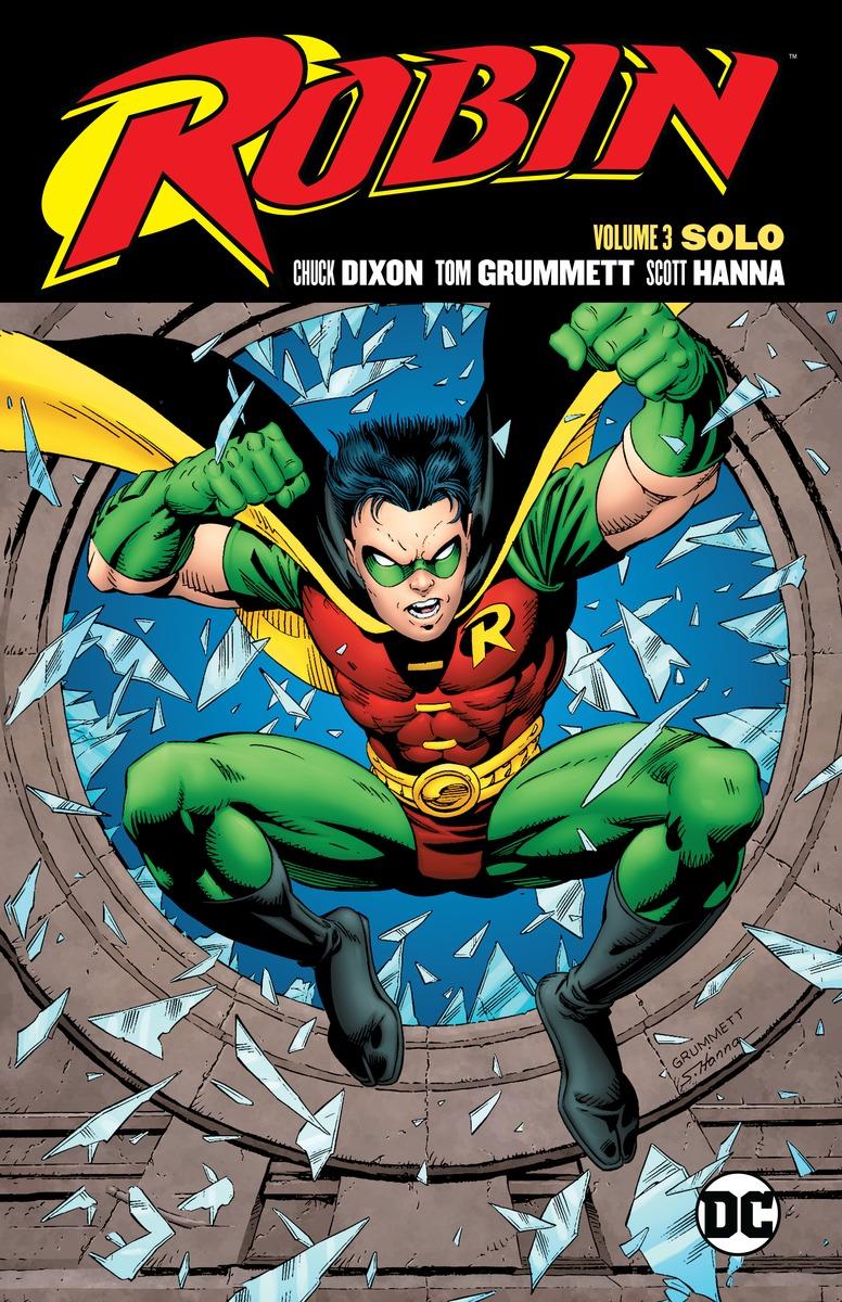 Robin Vol. 3: Solo batman and robin vol 2 pearl the new 52