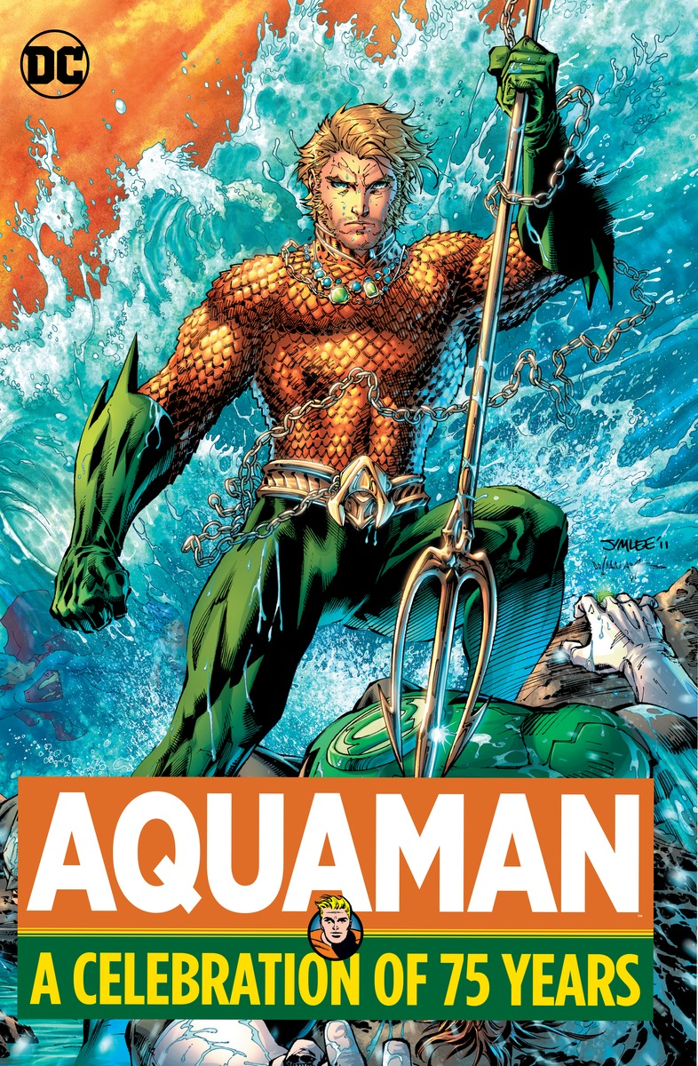 Aquaman: A Celebration of 75 Years karin kukkonen studying comics and graphic novels