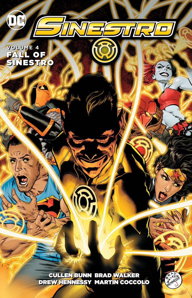 Sinestro Vol. 4: The Fall of Sinestro 01 2012
