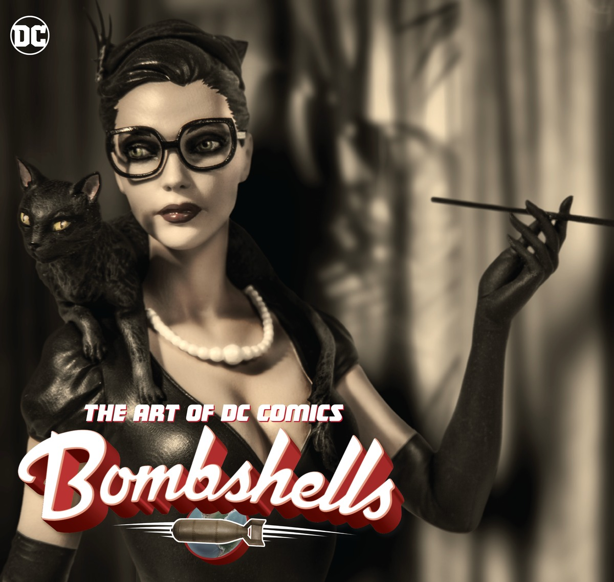 The Art of DC Comics Bombshells dc comics машинка batcycle